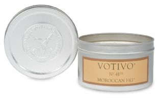 Votivo Travel Tin - Moroccan Fig